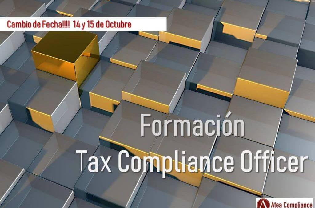 "Formación ""Tax Compliance Officer"""