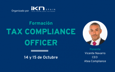 Seminario: TAX COMPLIANCE OFFICER