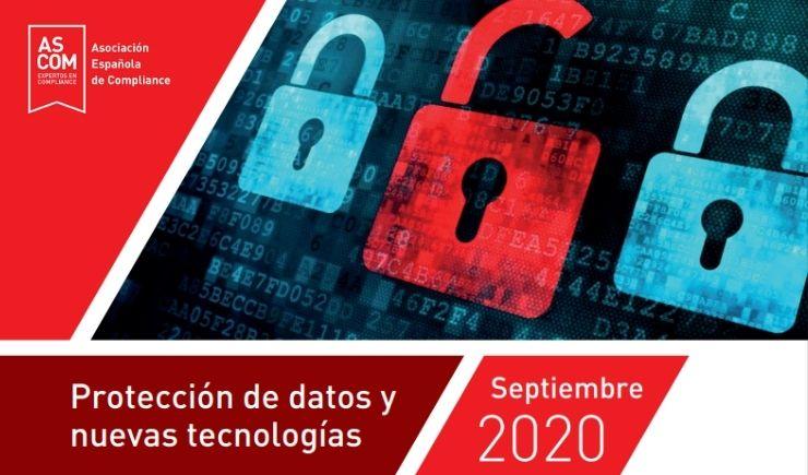 Guía ASCOM 2020: Protección de datos y nuevas tecnologías aplicadas al Compliance