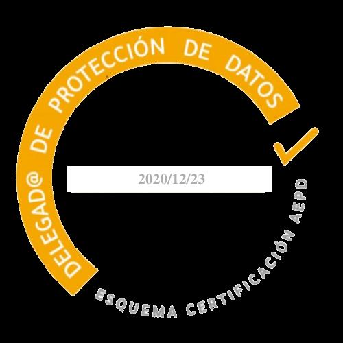 delegado proteccion datos certificado